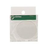 カンキ化工材 アクリル円板 50径×2t クリア│樹脂・プラスチック アクリル板