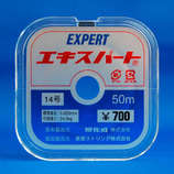 東亜ストリング テグス エキスパート 14号 50m巻│ロープ・ホース