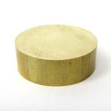 神銅商店 真鍮円柱 径30×10mm