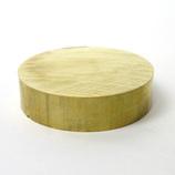 神銅商店 真鍮円柱 径40×10mm