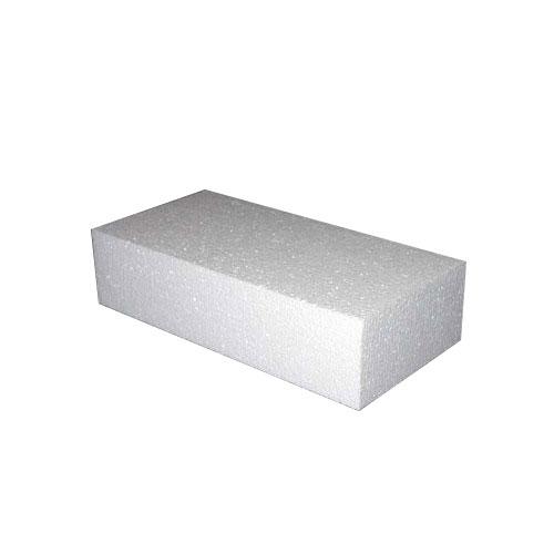 発泡スチロール 直方体 100×200×400
