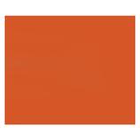 カンキ化工材 アクリルキャスト板 270×320×2mm オレンジマダー│樹脂・プラスチック アクリル板