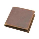 <東急ハンズ> セトラー OW−1563 2つ折ウオレット ブラウン画像