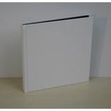 クロスアルバム シルキー素材 M スノーホワイト