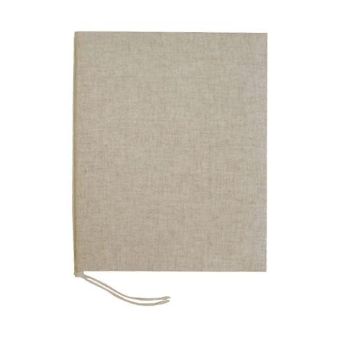 クロスメニューブック A4 MB-リネン