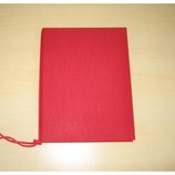クロスメニューブック A5 MB-レッド