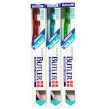 【お買い得】 バトラー 歯ブラシ#222 6本セット│オーラルケア・デンタルケア 歯ブラシ