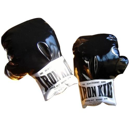 ファイトシリーズ ボクシンググローブ ブラック