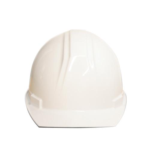 谷沢 ヘルメット 0169-EZ白 ツバ付