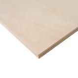 シナ共芯合板 準両面 450×300×6│合板・べニア板 シナ合板