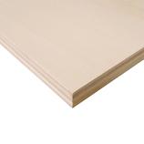 シナ共芯合板 準両面 300×225×12│合板・べニア板 シナ合板