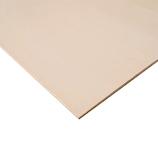 シナ共芯合板 準両面 450×300×2│合板・べニア板 シナ合板