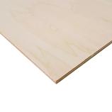 シナ共芯合板 準両面 600×450×4│合板・べニア板 シナ合板