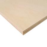 シナ共芯合板 準両面 300×225×9│合板・べニア板 シナ合板