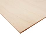 シナ合板 準両面 910×300×4│合板・べニア板 シナ合板