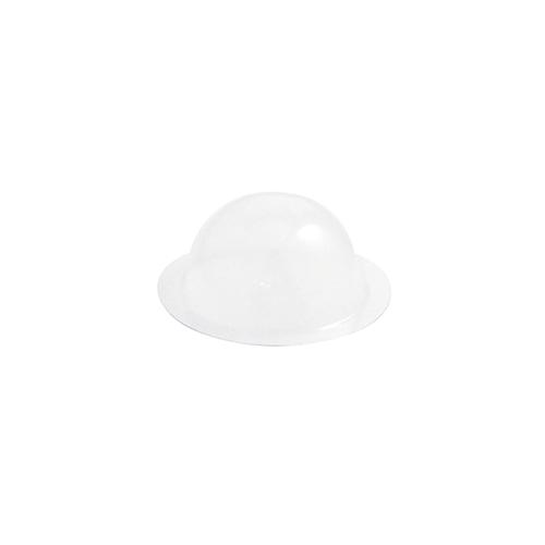 花昭 透明塩ビ半球体 2コ組 60径