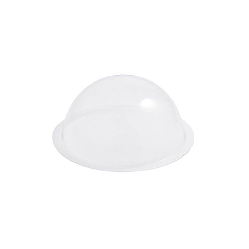 花昭 透明塩ビ半球体 2コ組 120径