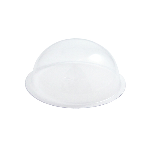 花昭 透明塩ビ半球体 2コ組 径150mm