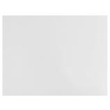 カンキ化工材 ポリスチレンプラ板 245×320×2mm 白│樹脂・プラスチック その他 樹脂板