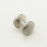 三井 ネジ穴0.5cm用 組みネジ シルバー(ツヤなし)