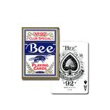 ビー ポーカーサイズ (青)│ゲーム トランプ