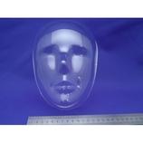 花昭 透明マスク h21cm