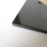 カナセ アクリル板 270×320×3mm 黒