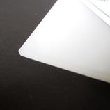 カナセ アクリル板 550×650×2mm オパール