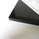 カナセ アクリル板 550×650×5mm 黒