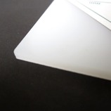 カナセ アクリル板 550×650×3mm オパール