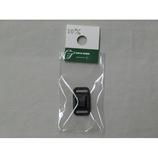 プラスチックバックル LB-10FR 10mm 黒 1個入│ロープ・ホース
