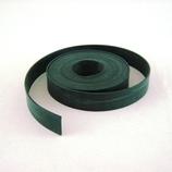 ゴムリボン 黒 0.1cm×1.3cm×2m