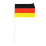ミニ国旗ポール付 ドイツ