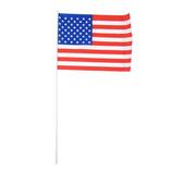 ミニ国旗ポール付 米国