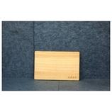 天然木桐まな板 小 30×19×1.5