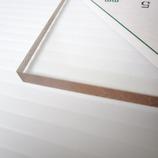 アクリル板 550×650×5t クリア