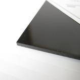 カナセ アクリル板 550×650×2mm 黒