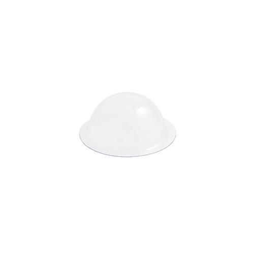 花昭 PET半球 径40mm│樹脂・プラスチック 樹脂ドーム・カプセル