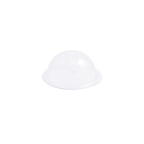 花昭 PET半球 径50mm│樹脂・プラスチック 樹脂ドーム・カプセル