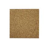 石井 合板貼コルク 角 95×95×8.5cm│木材 コルクシート・コルク材