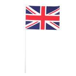 ミニ国旗ポール付 イギリス