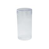 本多プラス 円筒ケース MA60 塩ビ クリア