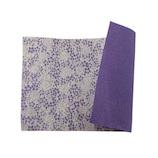 越前ろまん もみ和紙 梅紫│折り紙・和紙工芸 和紙