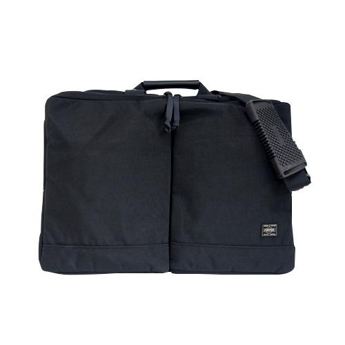吉田カバン アインス・オーバーナイター 504−08996 ブラック