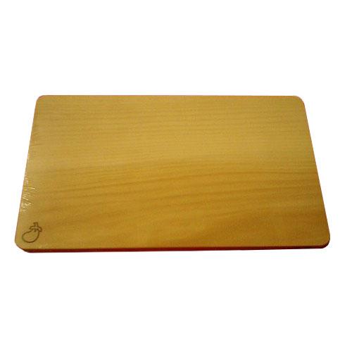 双葉 銀杏まな板 特大 45×26×3cm