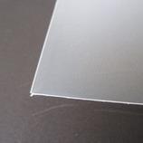 ポリセーム 570×480×0.75mm クリア