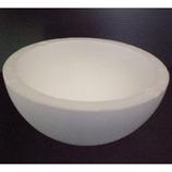 発泡スチロール 半球 径20.0cm