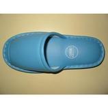 ムサシ 抗菌カラートイレ  ブルー 24〜25cm
