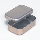 【レトロ】 オオイ金属 本蓚酸アルマイト 16.8×11.0×4.5cm