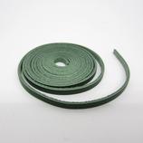 牛ティーボレース 緑 4mm巾 150cm1.6厚
